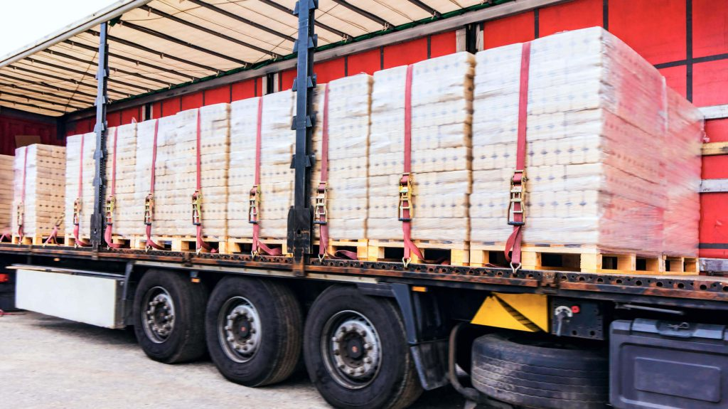 Bluestone International, Haulage to Europe. Specialist in shipping to Europe.